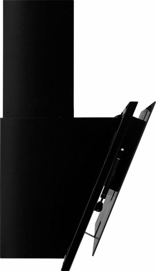 Okap kuchenny czarny AEG z funkcją Hob²Hood
