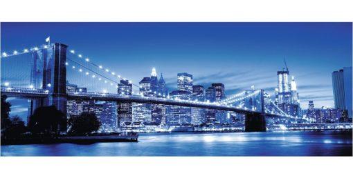 Ravensburger Puzzle panoramiczne Luminous New York 1000 elementów