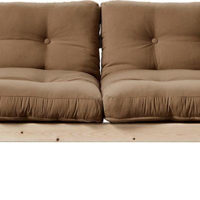 Łóżko, sofa lub szezlong w skandynawskim stylu