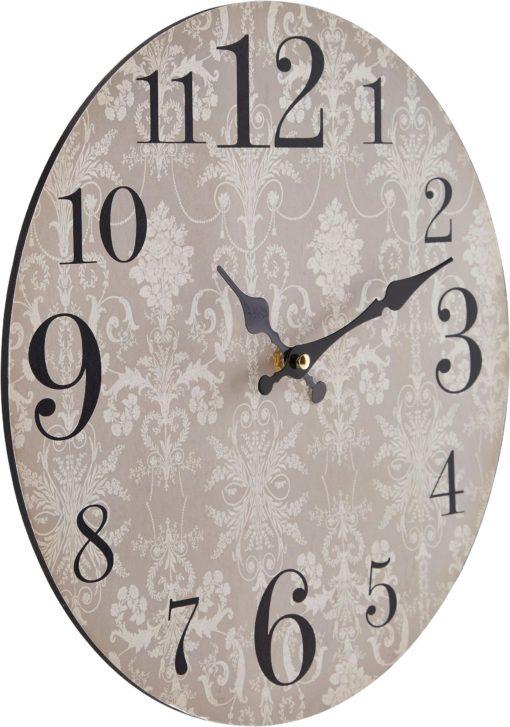 Zegar ścienny w stylu francuskim