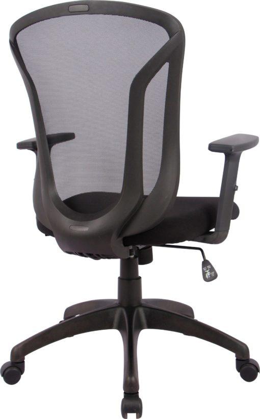 Obrotowy fotel biurowy z regulacją wysokości