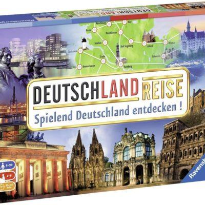 "Gra planszowa ""Podróż do Niemiec"" Ravensburger"