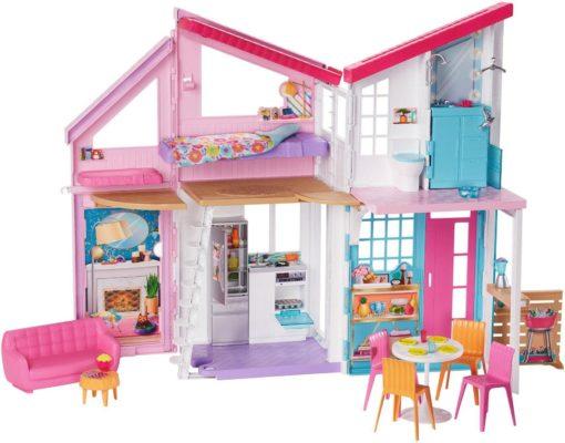 Mattel domek dla lalek Barbie Malibu