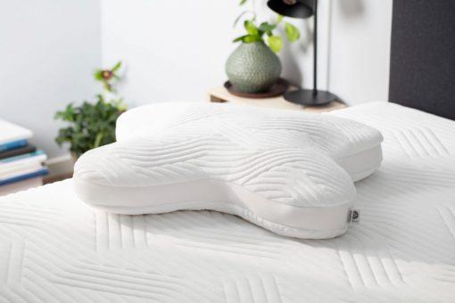Tempur piankowa poduszka stabilizująca szyję