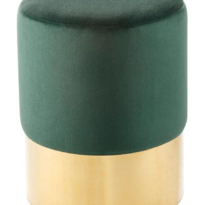 Modny hoker w kolorze butelkowej zieleni