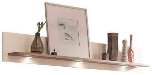 Półka pino aurelio 100 cm, bez oświetlenia