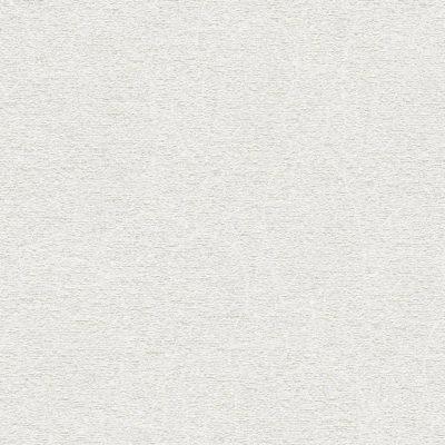 Tapeta z włókniny biała, strukturalna, lekko błyszcząca