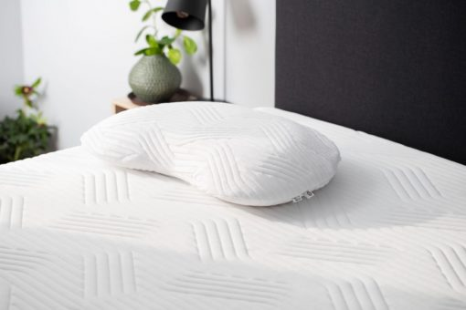 Poduszka Tempur Curve piankowa, stabilizujaca szyję
