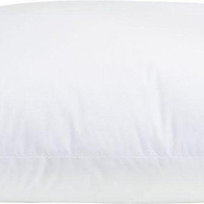 Dwuwarstwowa poduszka z mikrofibry CASPER 40x80 cm