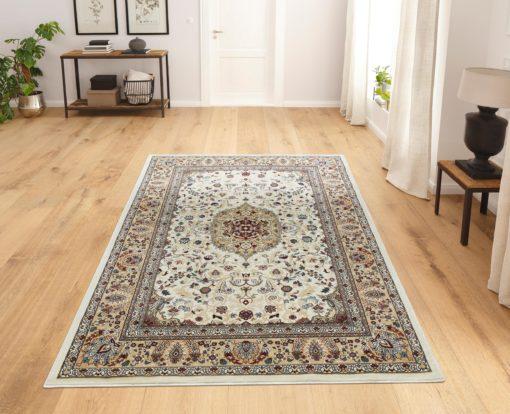 Wzorzysty dywan w klasycznym stylu 300x400 cm