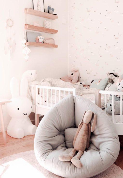 Wielofunkcyjny fotel Karup z możliwością rozłożenia i spania