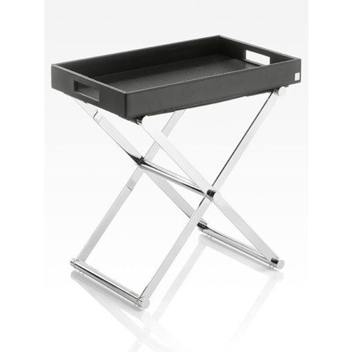Piękny stolik pomocniczy z tacą z serii HAUS & BAD firmy JOOP!