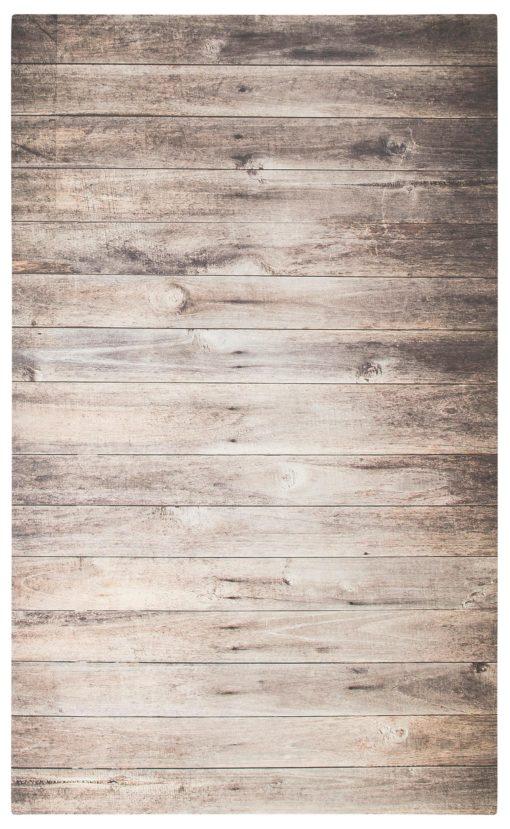 Mata winylowa, gumoleum, wzór drewno