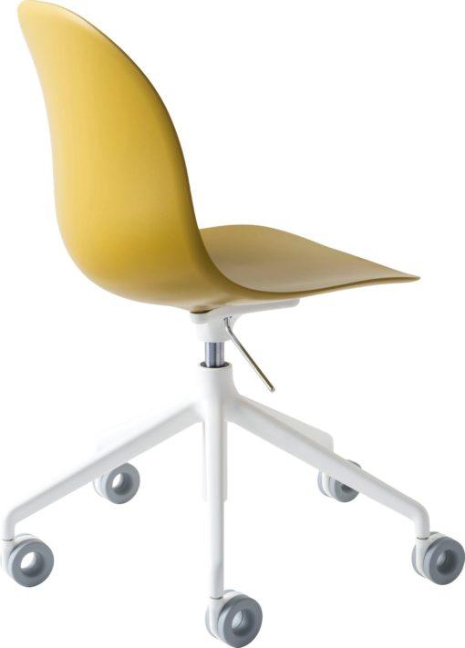 Nowoczesne krzesło biurowe w stylu włoskim