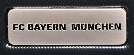 Twarda walizka dla fanów FC BAYERN, 60l, zamek TSA