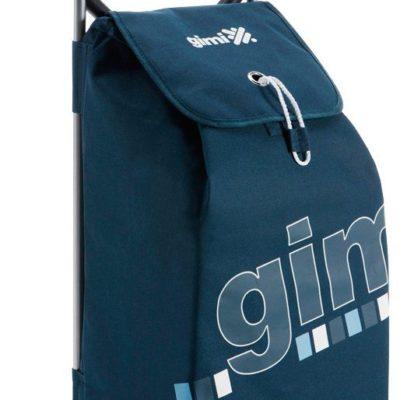 Praktyczny wózek na zakupy Vileda GIMI, 52l, niebieski