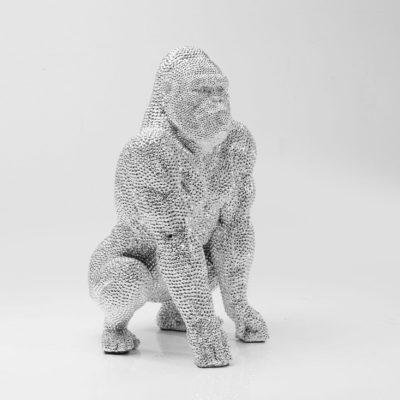 Dekoracyjna figura z poliresiny w nowoczesnym stylu