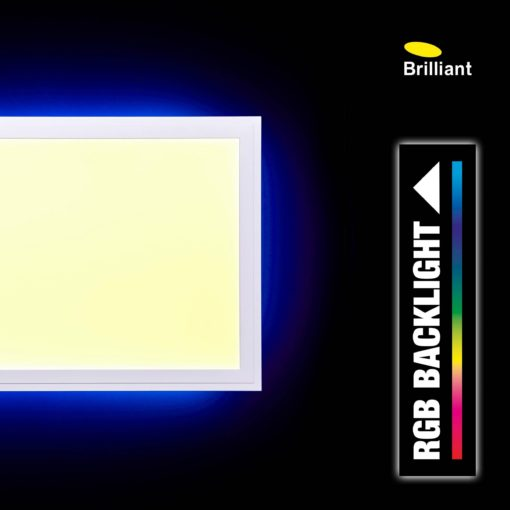 Panel led z funkcja ściemniania i zmiany kolorów