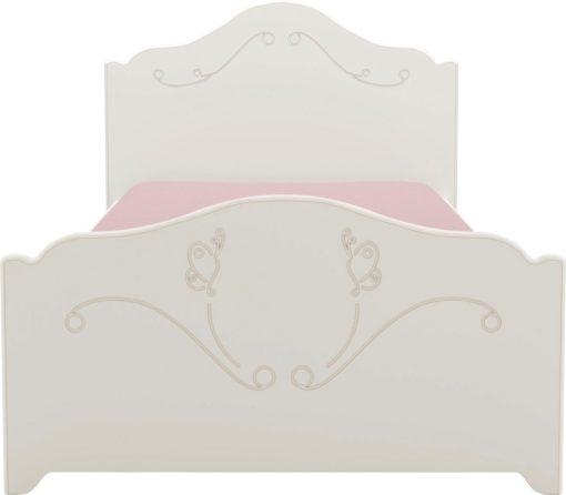 Łóżko dziecięce 90x200 cm z zabawnym dekorem