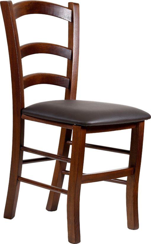Krzesła z litego drewna bukowego, w zestawie 2 sztuki