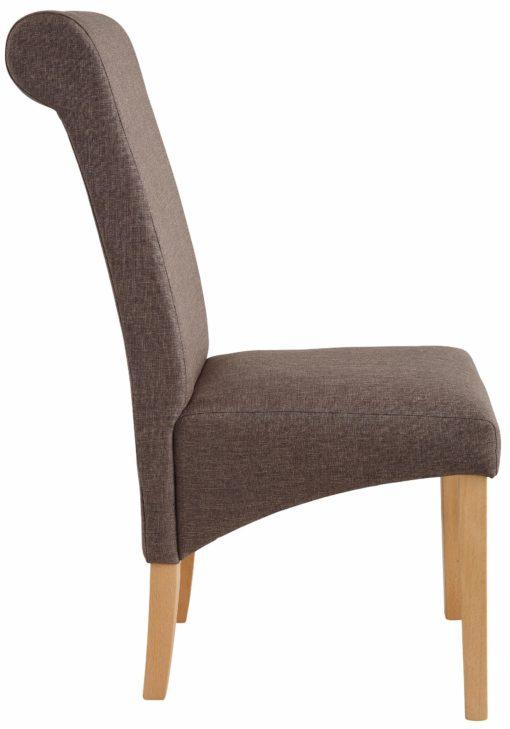 Ponadczasowe krzesła Rito Tiago w zestawie 6 sztuk