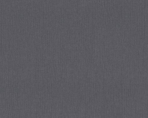 Tapeta z włókniny Hygge, monochromatyczna, szara