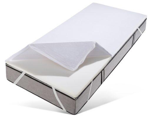 Nakładka na materac 90x200 cm, piankowa, 3,5 cm wysoskości