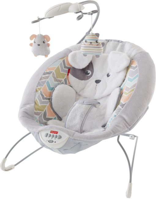 Bujaczek dla niemowląt z melodią i wibracją