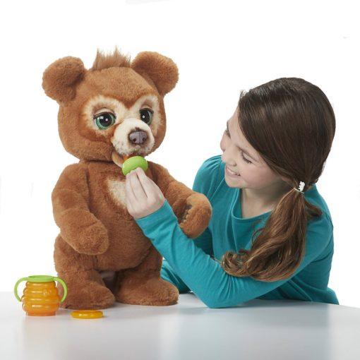Hasbro miś z futerkiem interaktywny FurReal Cubby