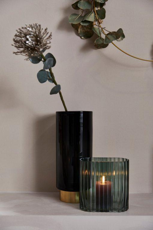 Sztuczne gałązki roślin do dekoracji, zestaw 3-częściowy