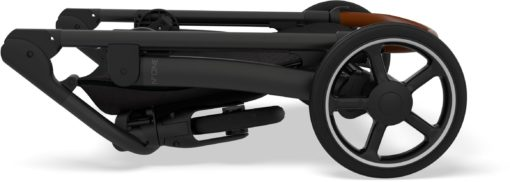 Wózek wielofunkcyjny N°One z mechanizmem składania jedną ręką