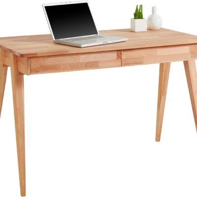 Biurko z drewna bukowego, nowoczesny skandynawski design