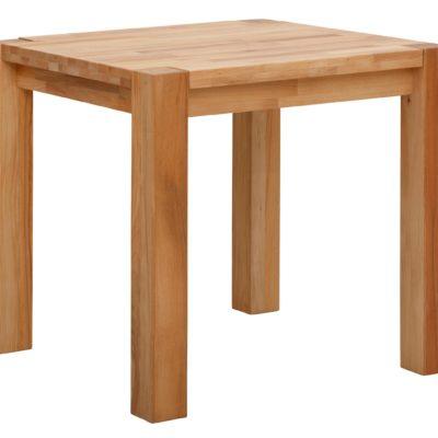 Bukowy stół kuchenny, olejowany 80x80 cm