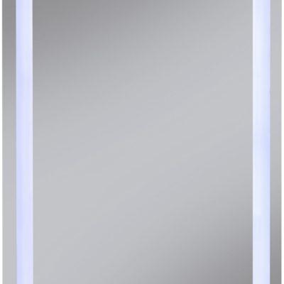 Lustro łazienkowe z oświetleniem LED, 40x60 cm
