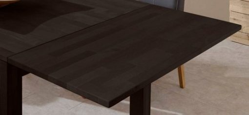 Drewniany blat do przedłużenia stołu, kolor wenge