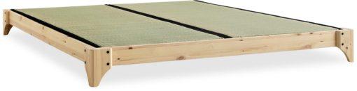 Sosnowe łóżko futon Karup Design 160x200 cm