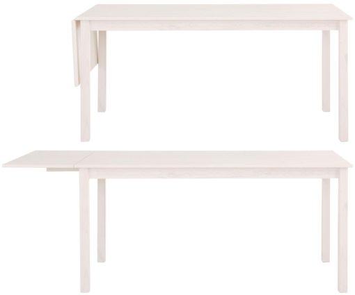 Ponadczasowy stół z możliwością przedłużenia 120 cm