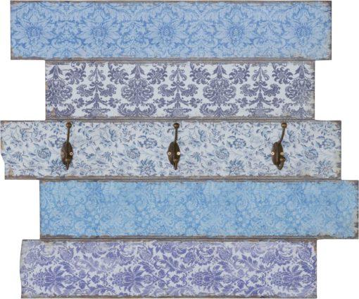 Dekoracyjny panel ścienny w pastelowych kolorach, mały