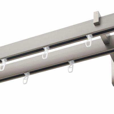 Aluminiowe karnisze Garesa Compact