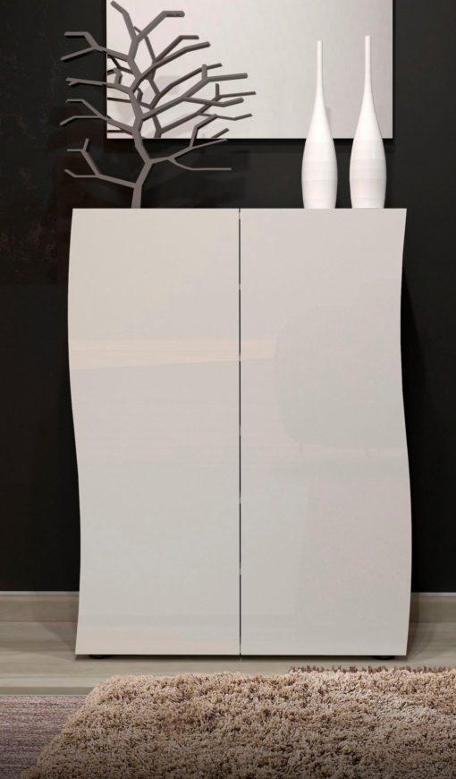 Komoda lub szafka na buty we włoskim designie