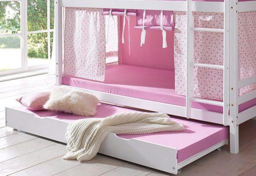 Szuflada pod łóżko dziecięce z możliwością spania 70x190 cm