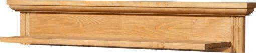 Sosnowa półka 100 cm, piękny klasyczny styl