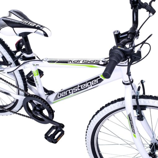 Rower MTB Bergsteiger Kansas, 6 biegów Shimano Tourney RD-TY300