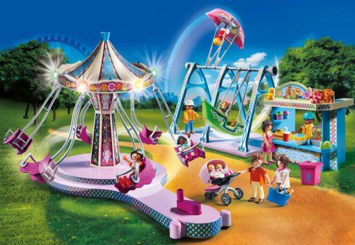 """Zestaw Playmobil Family Fun """"Duży park rozrywki"""" (70558)"""