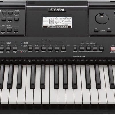 Keyboard Yamaha PSR-E463RML, 5-oktaw, rejestrator dźwięku USB