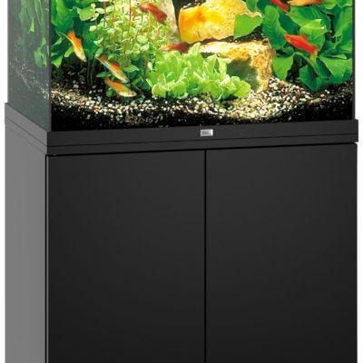 Zestaw akwariowy szafka i akwarium 120 litrów z wyposażeniem