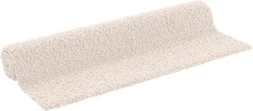 Dywan z długim włosiem 200x200 cm, naturalny kolor