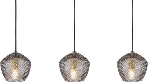 Nordlux lampa wisząca ORBIFORM, aplikacje z mosiądzu