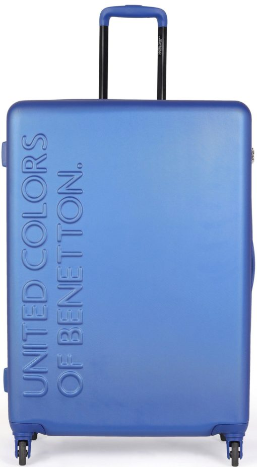 United Colors of Benetton twarda walizka 63l