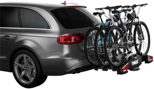 """Bagażnik rowerowy Thule """"VeloCompact"""" na 3 rowery"""